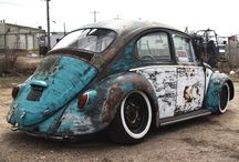 VW Beetles on whitewalls / VW Beetles on whitewalls