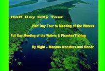 Tour & Activities in Brasil / Tour & Activities in Brasil