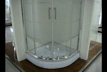 Shower Enclosures with Strong Aluminum Profiles