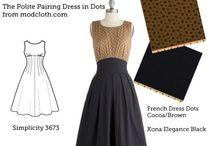 Retro dresses DYI