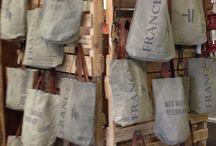 Market Bag Display Ideas