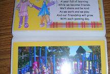begin the preschool year / by Joy White