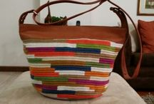 bolsos elaborados por mi IGUECA
