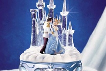 Cinderella~music boxes & snow globes from my grandmother / by Caroline Perrello