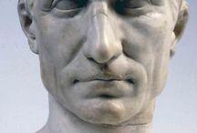 Roman Emperor Gaius Julius Caesar