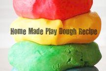 playdough, slime, ...