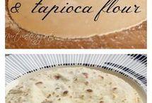 Lavkarbo lefser og tortilla
