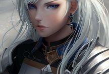 Theme: Warriors, Assassins & Mages