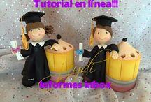 Ceramica graduacion