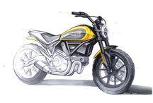 Motocycle Design / Motocycle drawing,photos and more...