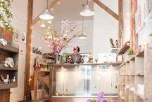 Florarie/Florist shop