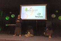Gala Fiet Gratia 2015 / Fotografías de la gala de Fiet Gratia 2015 sobre la trata de personas con fines de explotación sexual.