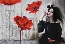 Arte Classica ed Arte di Strada / Una collezione delle migliori opere di arte classica ed arte di strada / by robadagrafici .com