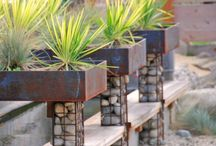 Inspirations: Gabions / by Rochelle Walter Greayer