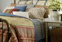 HOME: Decorate / Home decorating ideas to inspire and feather our nest