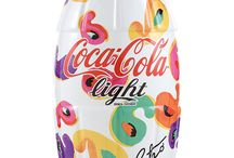 Funny cokes / Decorated coke bottles