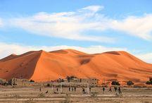 Ruta al Sahara