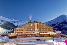 Polat Erzurum Hotel / Erzurum'un karlı dağlarında kayak keyfini Renaissance Polat Erzurum Hotel ayrıcalığı ile yaşayın.