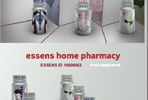 ESSENS HOME PHARMACY - www.essens-czech.cz