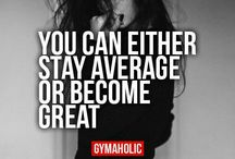 Workout quote