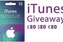iTunes Giveaway Competition Contest