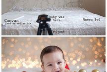 Kinderen/baby shoot feestdagen