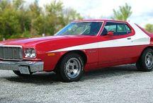 My Favorite Cars in TV & Movie