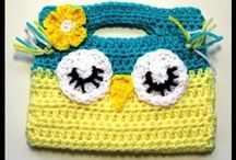 Owl Childs Purse