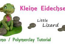 Polymer clay animals / by Lorraine Stobie