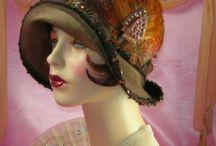 1920-40 hats