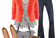 Business Casual / by Sharon Costanzo