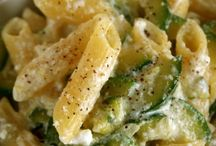 DWM - pasta main dishes / by Shauna Dumey-Espey