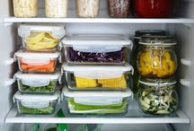Fridge Organisation