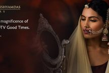 TV Shows / by Birdhichand Ghanshyamdas Jewellers