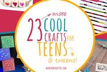 Teen & Tween Stuff