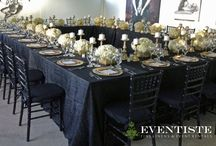 12.3.14 Chris Bosh Art Basel Private Party / Venue: Yeelen Gallery Event Planner: Jackie Ohh Events Event Rentals (Chiavari Chairs, Tables, Linens, Napkins, Silverware, Stemware & Charger Plates) by: Eventiste Fine Linens & Event Rentals Flowers by: Avant Gardens Paper Prints: In10se Design Bar: Premier Beverage Company