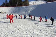 sejour au skis