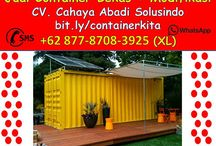 container cafe gresik