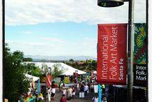 Buzz about International Folk Art Market | Santa Fe / International coverage of the IFAA's flagship program.