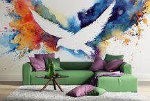 duvar boyamaları