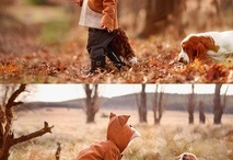 kids and their furry friends photo ideas ♥