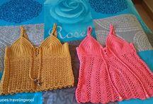 Travelingwool / Crochet-artesanía. Proyectos
