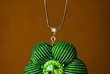 Bead embroidery 3D
