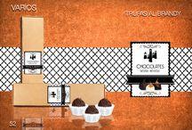 VARIOS / Aquí encontrarás diversas delicias como las trufas, las tabletitas o el surtido especial. Todo creado con un delicioso chocolate Belga, pero sobre todo con mucho mimo y esmero.