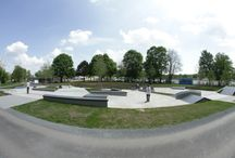 Skateparks Concrete
