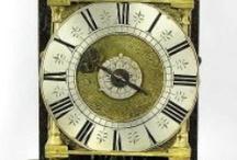Art Antique Clocks / by Frank H