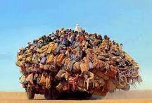 Transports divers et variés