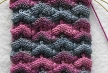 Knitting - pletení