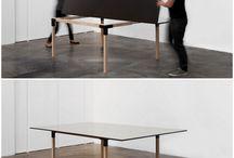 Ping Pong Tabels