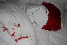 blood / TRIGGER WARNING
